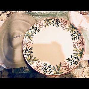 Tiffany Christmas Platter